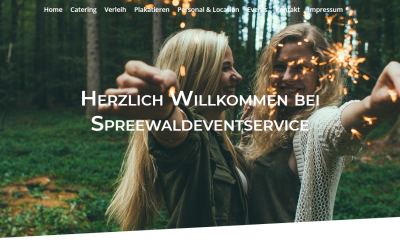 Eine neue Webseite für Spreewaldeventservice
